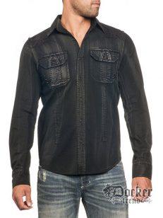 Рубашка мужская Affliction 110WV219 1