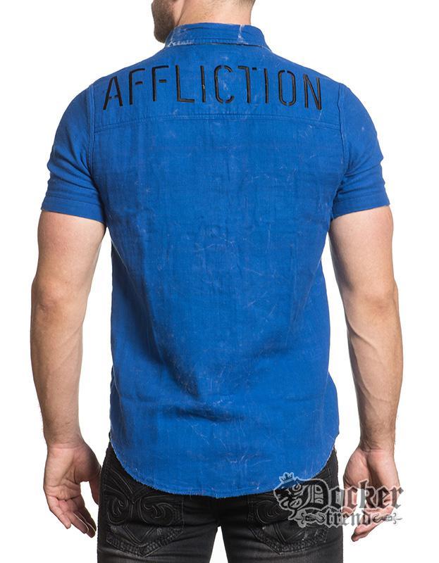 Рубашка мужская Affliction 110WV562