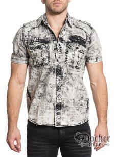 Рубашка мужская Affliction 110WV564 1