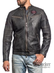 Куртка  мужская Affliction 110ow148
