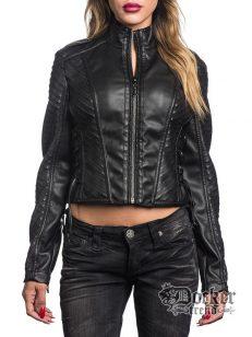 Куртка женская Affliction 1110W060 1