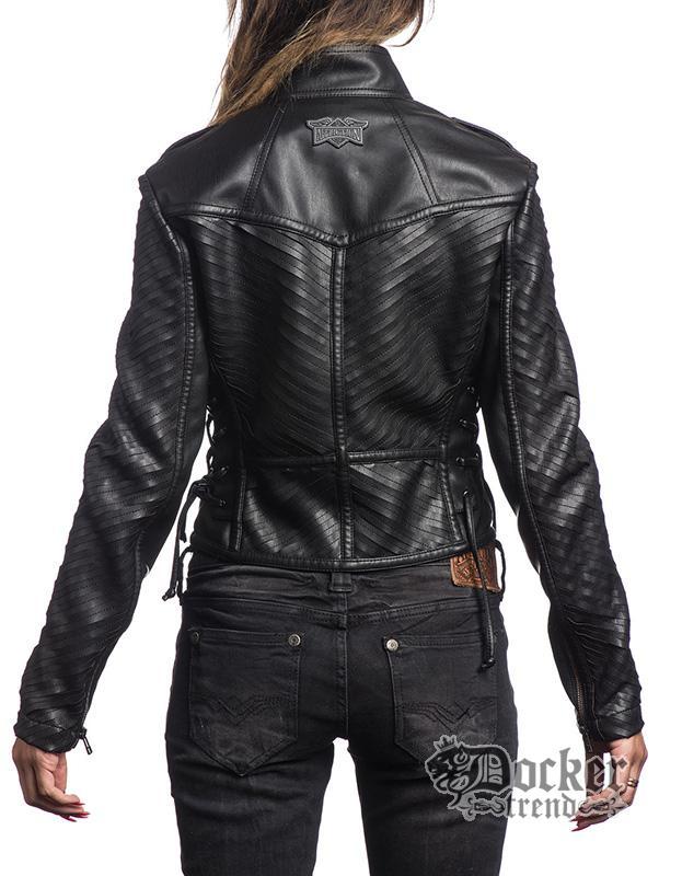 Куртка женская Affliction 1110W060