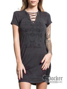 Платье женское Affliction 111dr047 1