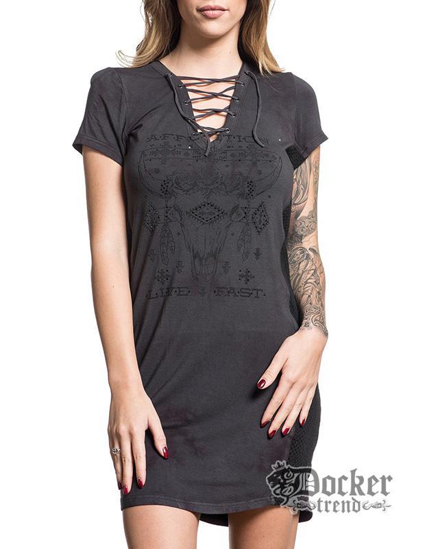 Платье женское Affliction 111dr047