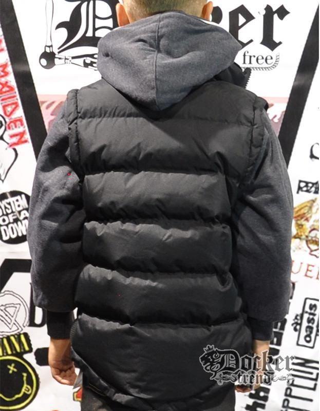 Куртка-жилет для мальчика  Jersey hood/sleeves Whistler 16544741