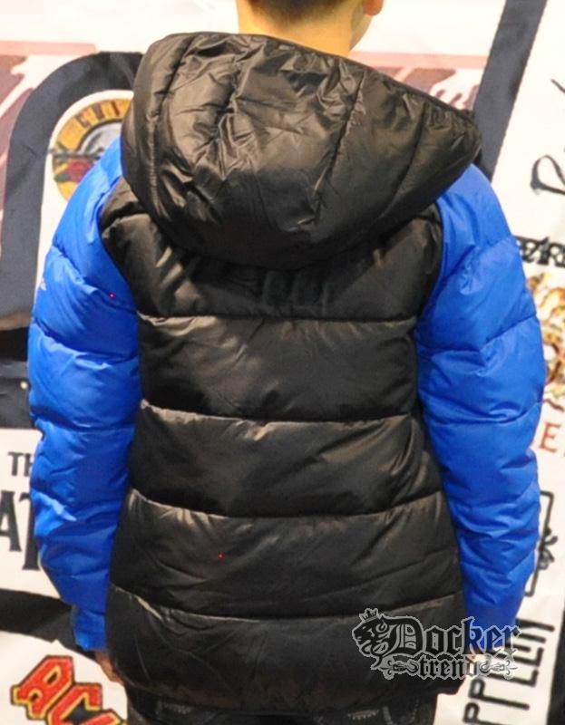Куртка c капюшоном на пуху Hawke 433767042009