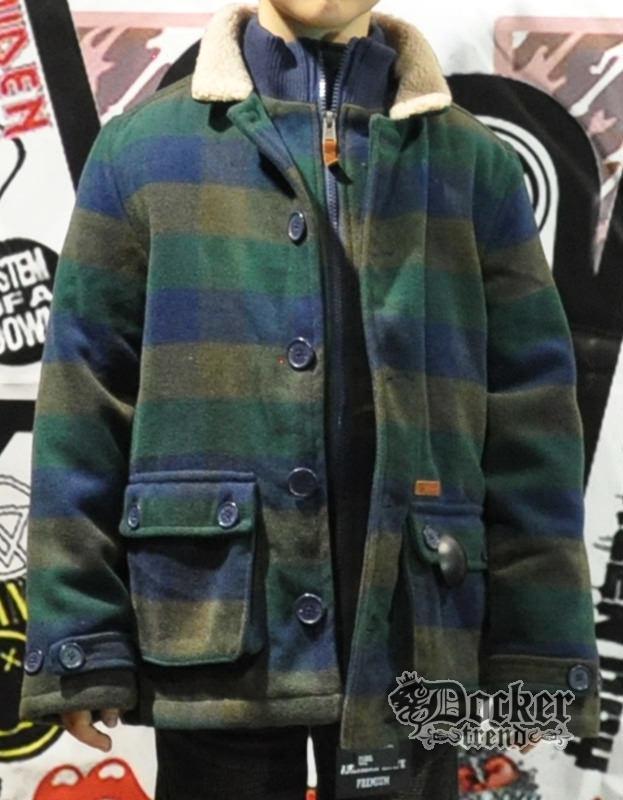 Куртка бушлат текстиль для мальчика Ben Sherman 435765566033