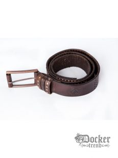Ремень Affliction A1012 brown 1