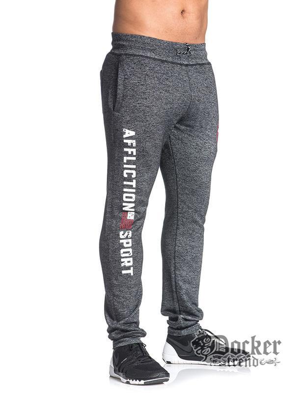 Спортивні брюки чоловічі A14017 blk