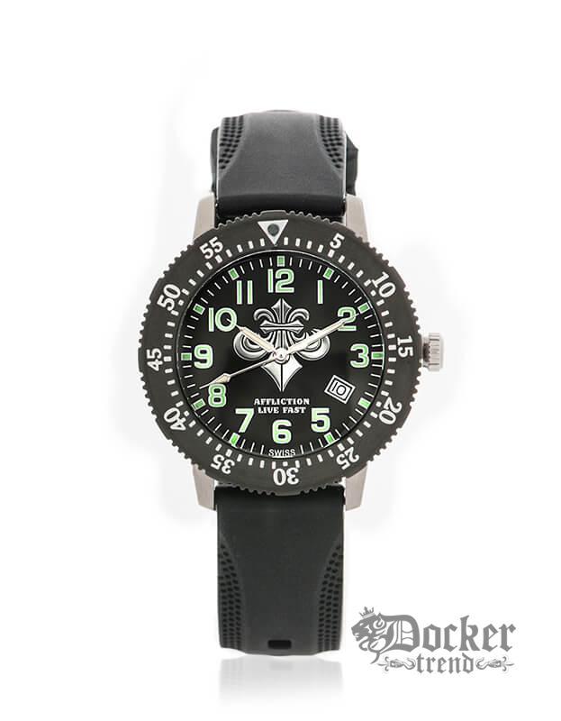 Часы AAF1527 steelblk