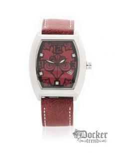 Часы AF3733 steelred 1