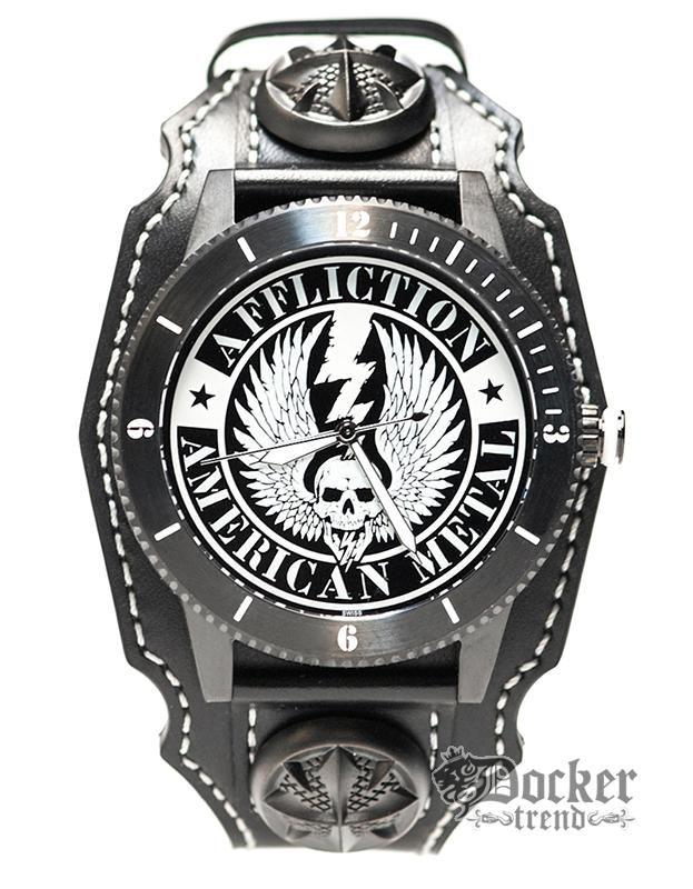 Часы AF4200AM blkwht
