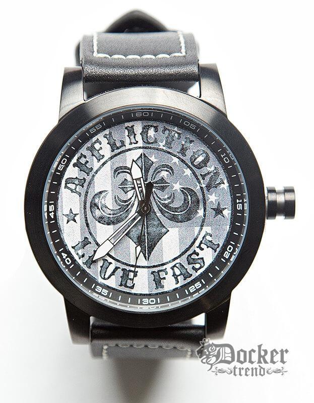 Часы AFF1000LF blkgrey