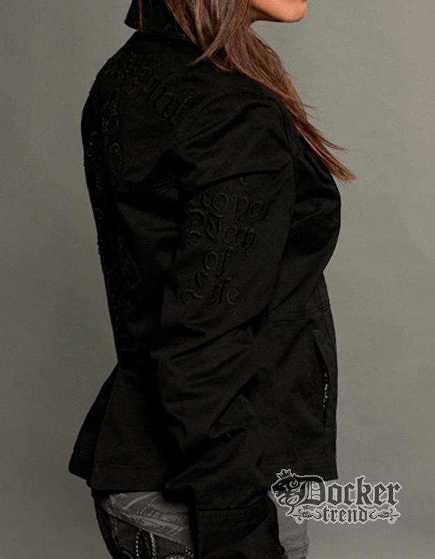 Жакет женский Rebel Spirit GJK120618 BLK