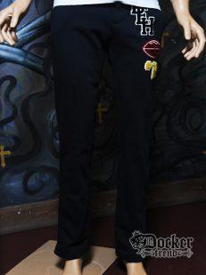 Спортивные штаны мужские Ed Hardy HC121805 BLK 1