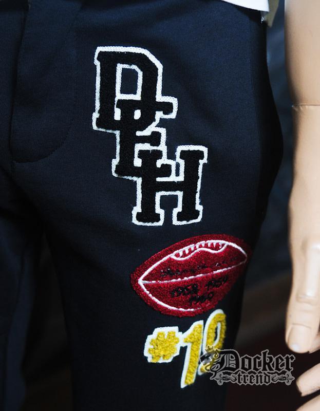 Спортивные штаны мужские Ed Hardy HC121805 BLK