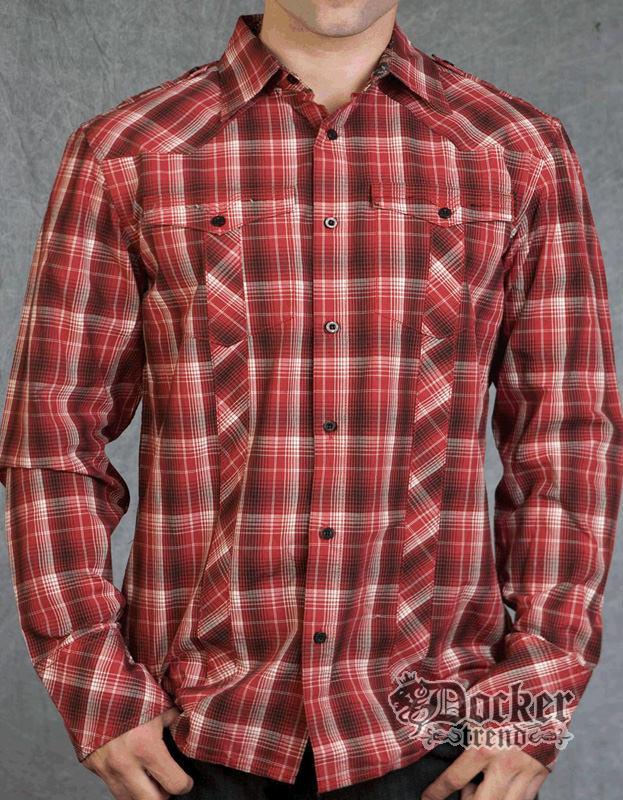 Рубашка мужская Rebel Spirit LSW110705