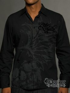 Рубашка мужская Rebel Spirit LSW121295 1