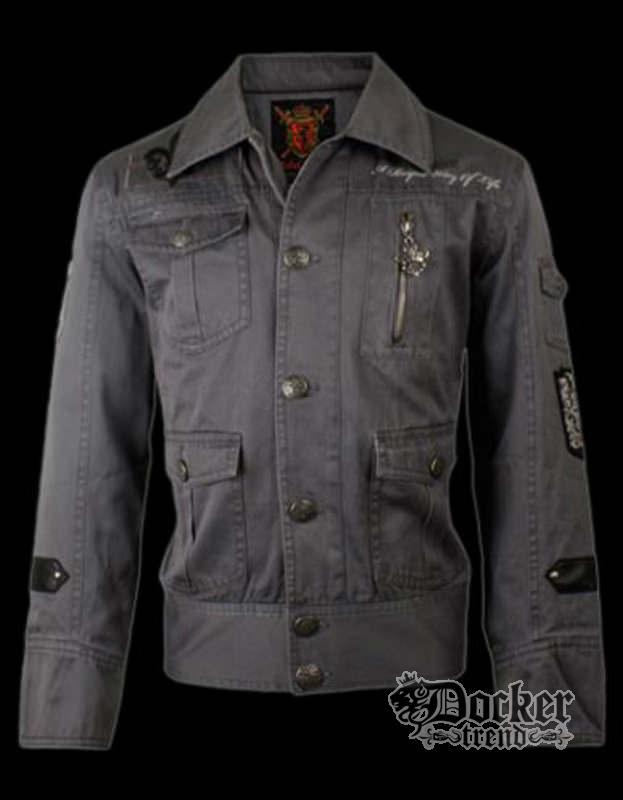 Пиджак мужской Rebel Spirit MJK100654 (charcoal)