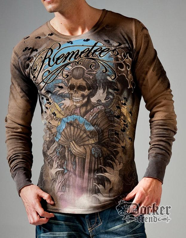 Термалка мужская Remetee RM0051N04