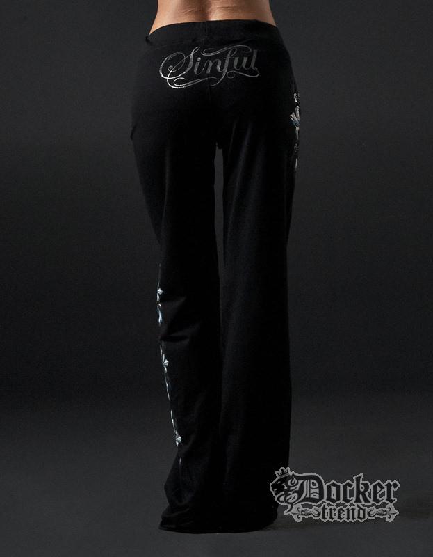 Спортивные штаны женские Affliction S1340