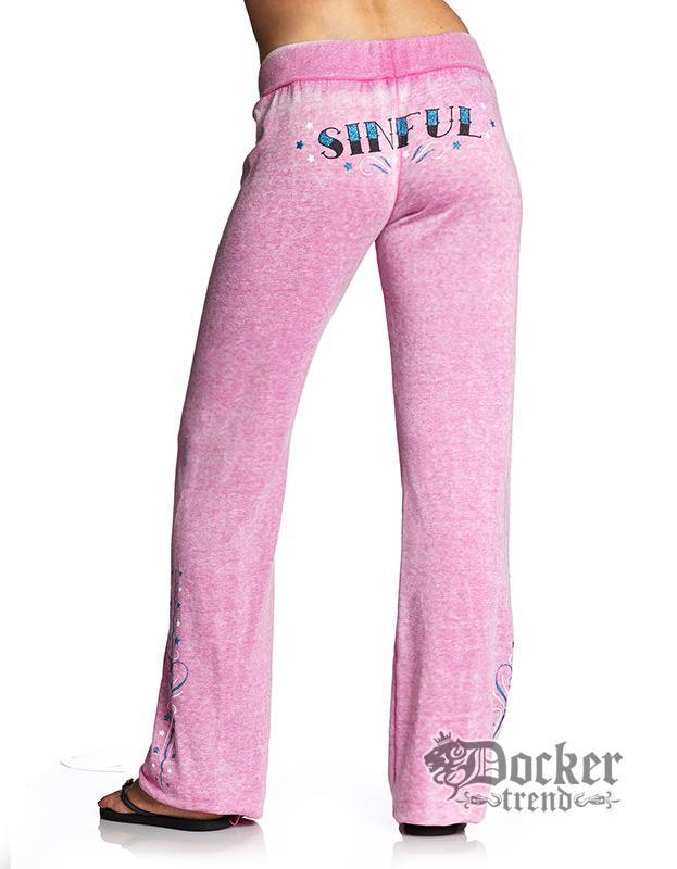 Спортивные штаны женские Affliction S3429