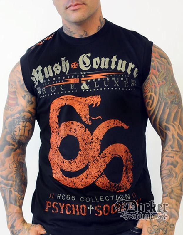 Футболка мужская Rush Couture SL04blk
