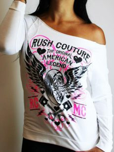 Кофта женская Rush Couture WL001_WHT 1