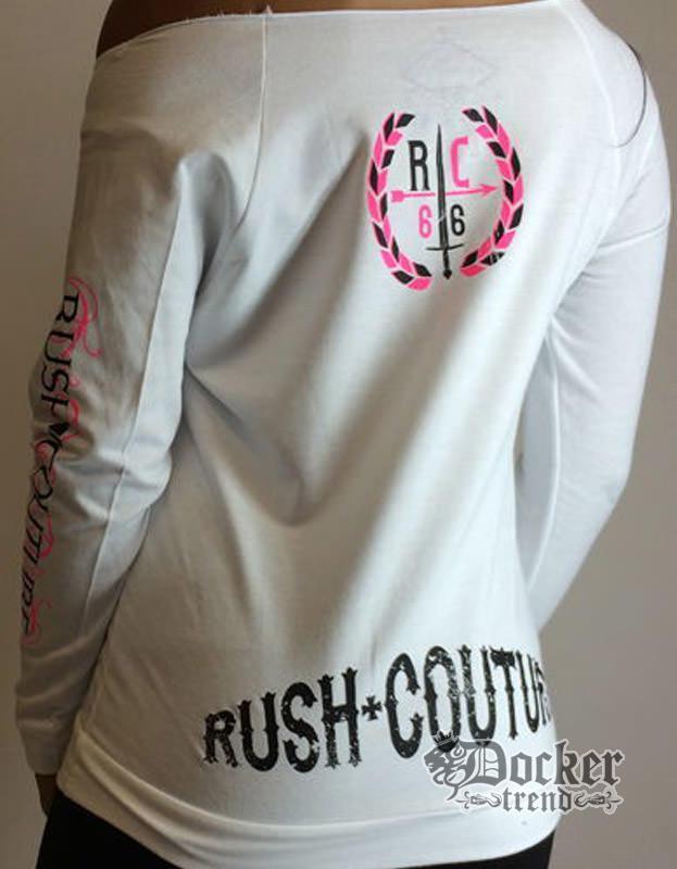 Кофта женская Rush Couture WL001_WHT