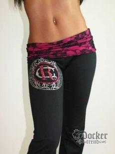 Спортивные штаны женские Rush Couture WLP-03_BLK