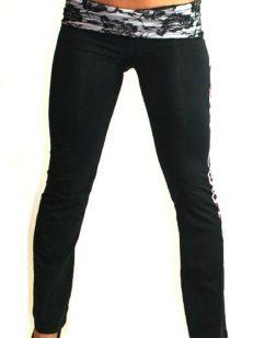 Спортивные штаны женские Rush Couture WLP-04_BLK