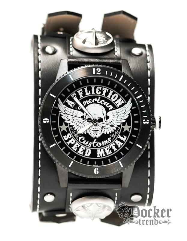 Часы WS4200SM blkwht