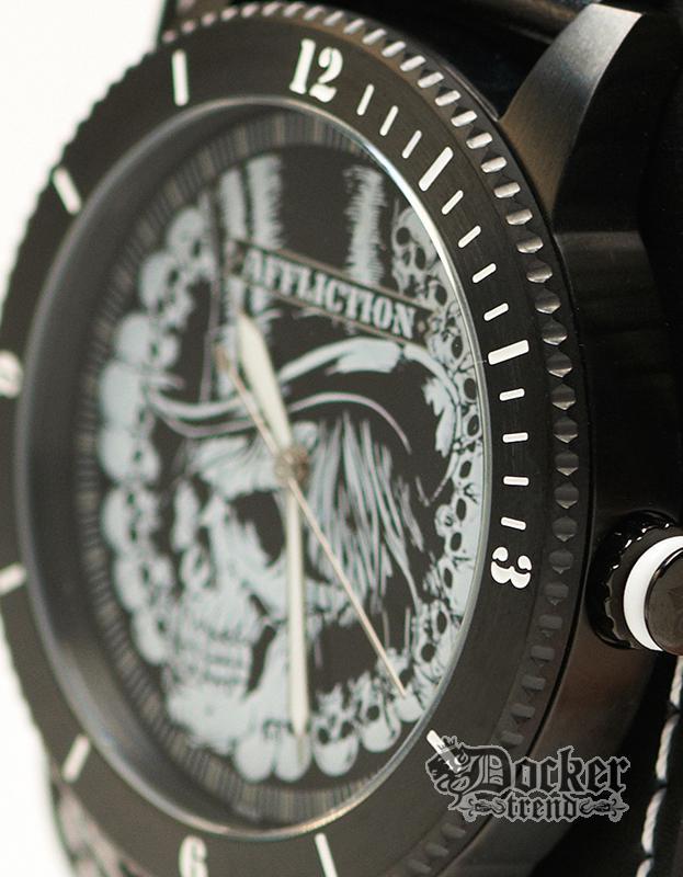 Часы WS4200TH blkwht