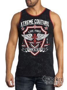 Майка мужская  Xtreme Couture X1395 1