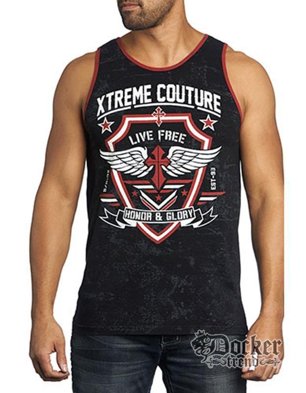 Майка мужская  Xtreme Couture X1395