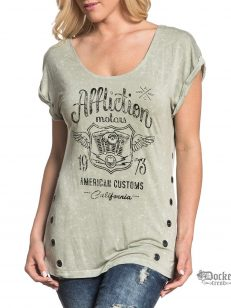 Affliction CA MOTORS AW18205