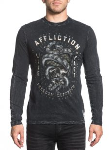 Affliction JOIN OR DIE A18493
