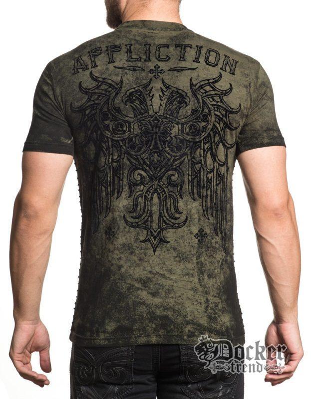 Футболка мужская Affliction A18922