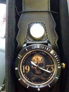 Часы SKULL WATCH AF4200SK blkgold