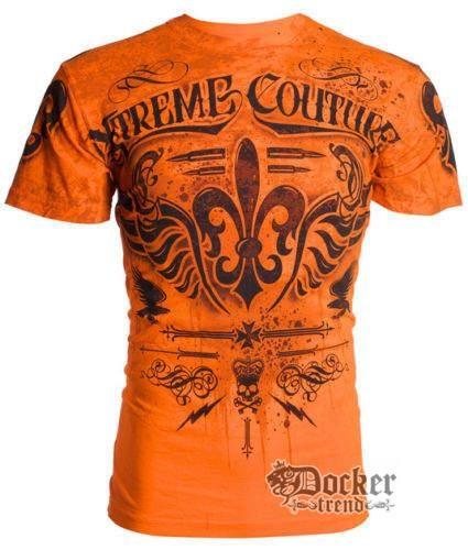 Футболка мужская Xtreme Couture TRIBUTE X1837I