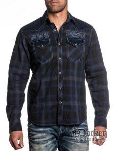 Рубашка мужская Affliction 110WV309