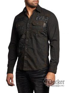 Рубашка мужская Affliction 110WV383