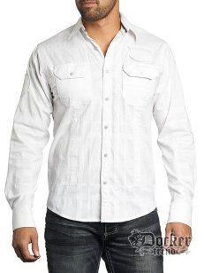 Рубашка мужская Affliction 110WV386