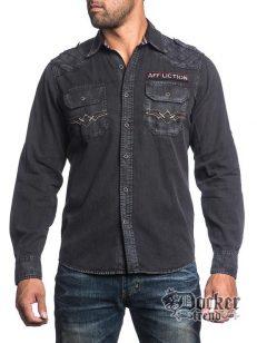 Рубашка мужская Affliction 110WV400