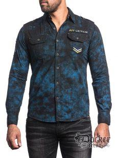 Рубашка мужская Affliction 110WV433
