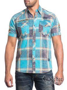 Рубашка мужская Affliction 110WV442