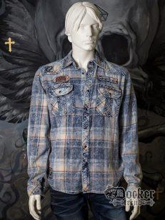 Рубашка мужская Affliction 110WV444