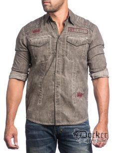 Рубашка мужская Affliction 110WV448