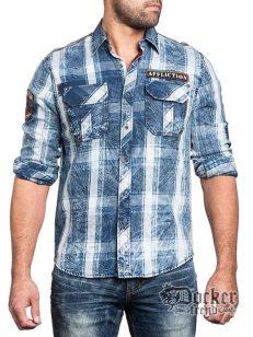Рубашка мужская Affliction 110WV486