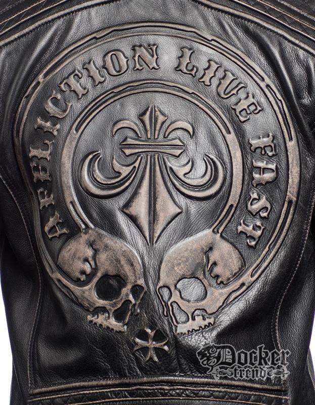 Куртка  мужская Affliction 110ow145